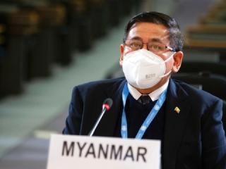 缅甸拒绝联合国涉缅决议